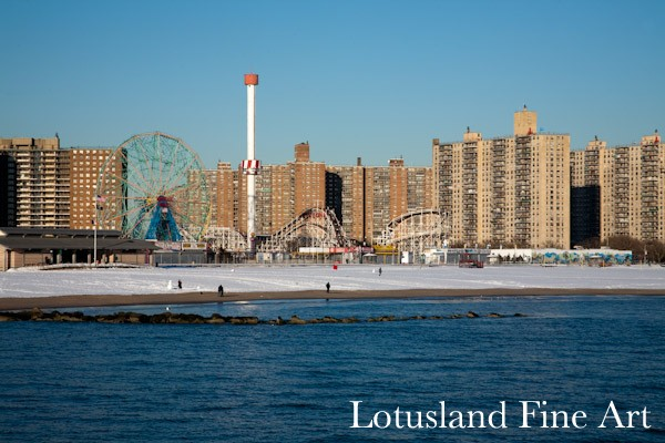 coney island landmarks