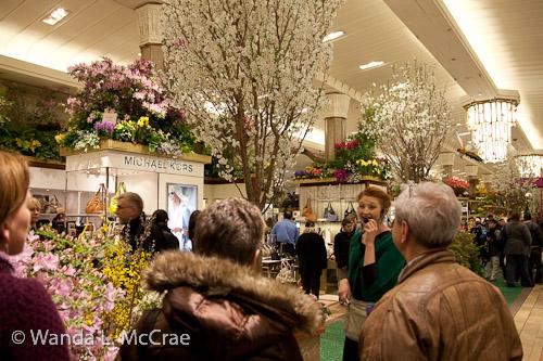 Macy's 2010 Flower Show